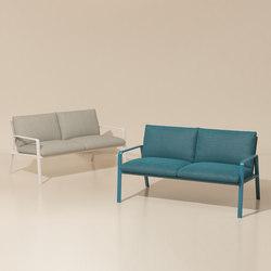 Park Life 2-seater sofa | Sofas | KETTAL