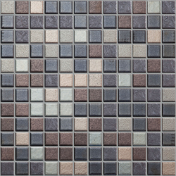 Mix Architecture Metal | Ceramic mosaics | Appiani