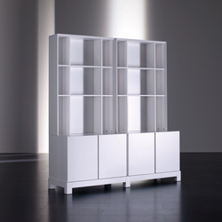 Douglas Cabinet 180-4A | Shelving systems | Meridiani