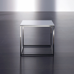 Hardy Quattro 50 | Side tables | Meridiani