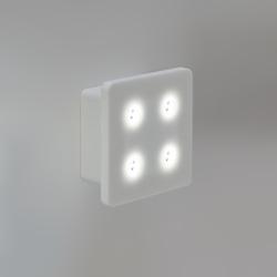 Born 2B LED 12 WL/DL | Lampade parete | MOLTO LUCE