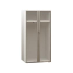Fe2 H160 L80 Wardrobe Cabinet | Armadi ufficio | Nurus