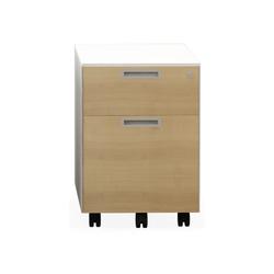 Fe2 H60 Mobile Pedastal | Sideboards | Nurus