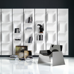 Fifty | Shelving systems | Cattelan Italia