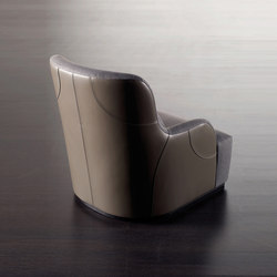 Liu Kuoio | Lounge chairs | Meridiani