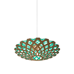 Flax | Suspended lights | David Trubridge Studio