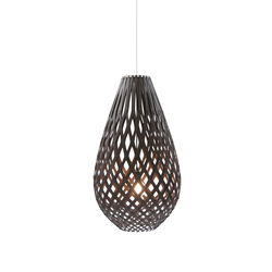 Koura | Suspended lights | David Trubridge Studio