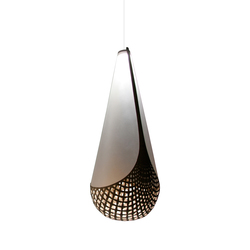 Basket Of Knowledge Bamboo | Suspended lights | David Trubridge Studio