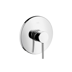 AXOR Starck Single Lever Shower Mixer for concealed installation | Shower controls | AXOR