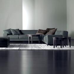 Frieman Modular Sofa | Lounge sofas | Meridiani