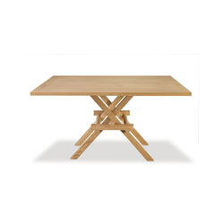 Leonardo table | Dining tables | Morelato