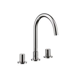 AXOR Starck 3-Hole Basin Mixer DN15 | Wash-basin taps | AXOR