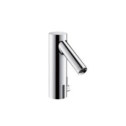 AXOR Starck Robinetterie électronique pour lavabo | Robinetterie pour lavabo | AXOR
