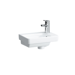 LAUFEN Pro S | Small washbasin - asymmetric | Wash basins | Laufen