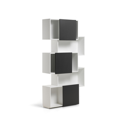 Piquant | Shelves | Cattelan Italia