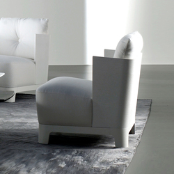 Keeton Armchair WOOD | Lounge chairs | Meridiani
