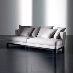hochwertige sofas mit untergestell aus holzwerkstoff auf. Black Bedroom Furniture Sets. Home Design Ideas