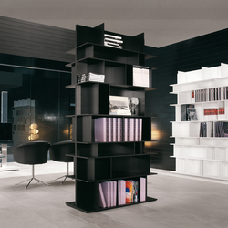 Wally | Shelving systems | Cattelan Italia