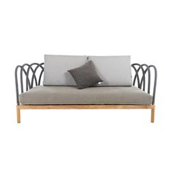 Les Arcs Sofa | Garden sofas | Unopiù
