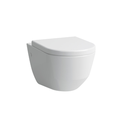 LAUFEN Pro S |WC suspendu, à chasse directe | WCs | Laufen