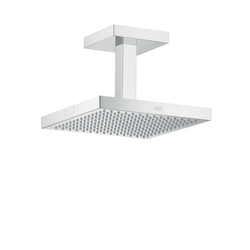 AXOR Starck Organic Overhead Shower 24 x 24 DN15 with ceiling connection | Shower taps / mixers | AXOR