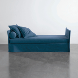 Fox Dormeuse | Sofas | Meridiani