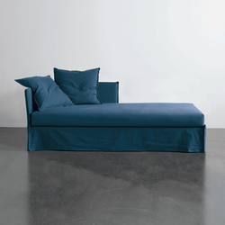 Fox Meridienne | Sofa beds | Meridiani
