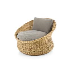 Mamy Armchair | Garden armchairs | Unopiù