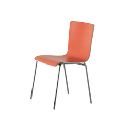 45 hospitality | Multipurpose chairs | Fantoni