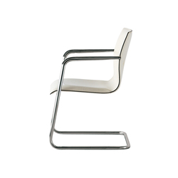 KX executive | Visitors chairs / Side chairs | Fantoni