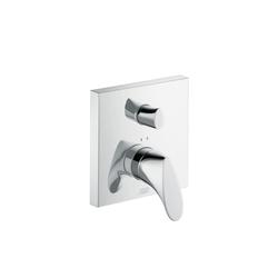 AXOR Starck Organic Set esterno miscelatore monocomando vasca/doccia incasso | Rubinetteria per vasche da bagno | AXOR