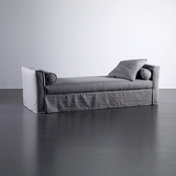 Law Dormeuse | Schlafsofas | Meridiani