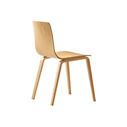 Aava | Restaurant chairs | Arper