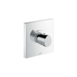 AXOR Starck Organic Highflow Thermostatic Mixer for concealed installation | Shower taps / mixers | AXOR