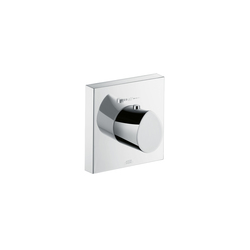 AXOR Starck Organic Highflow Thermostatic Mixer for concealed installation 12 x 12 | Shower controls | AXOR