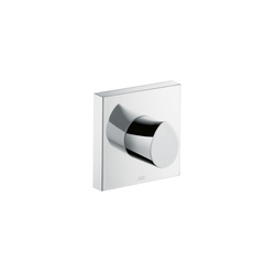 AXOR Starck Organic Shut-Off Valve for concealed installation DN15|DN20 | Shower controls | AXOR