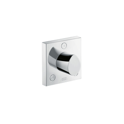AXOR Starck Organic Trio|Quattro Shut-off and Diverter Valve for concealed installation DN20 | Shower taps / mixers | AXOR
