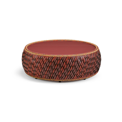 Dala Footstool / Coffee table | Coffee tables | DEDON