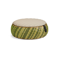 Dala Foot stool | Poufs | DEDON