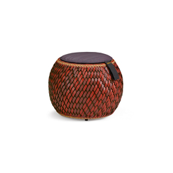 Dala Stool / Coffee table | Garden stools | DEDON