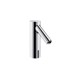 AXOR Starck Electronic Basin Mixer DN15 with 230V mains connection | Wash basin taps | AXOR