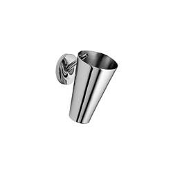 AXOR Starck Organic Bicchiere portaspazzolini | Porta spazzolini | AXOR