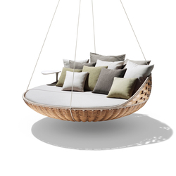 Swingrest Hanging lounger | Columpios de jardín | DEDON