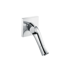 AXOR Starck Organic 2-Handle Basin Mixer wall-mounting DN15 | Wash-basin taps | AXOR