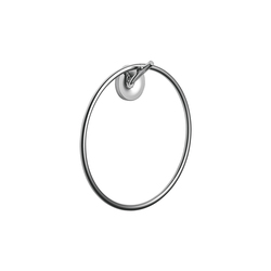 AXOR Starck X Towel Ring | Towel rails | AXOR