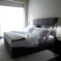 Bardò Bed | Double beds | Meridiani
