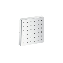 AXOR Starck X Shower Module Finish Set 12 x 12 DN15 | Shower controls | AXOR
