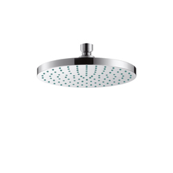 AXOR Starck X Plate Overhead Shower Ø 180mm DN15 | Shower controls | AXOR