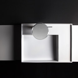 Kartell by LAUFEN | Washbasin | Wash basins | Laufen