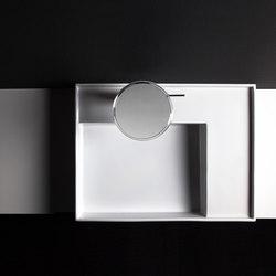 Kartell by LAUFEN | Washbasin | Lavabi / Lavandini | Laufen